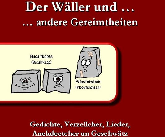 """Buchtipp: """"Der Wäller und ...andere Gereimtheiten"""""""
