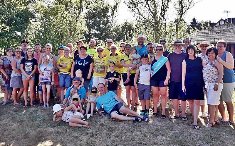 Derwischer Carnevals Verein feiert Sommer-Familientag