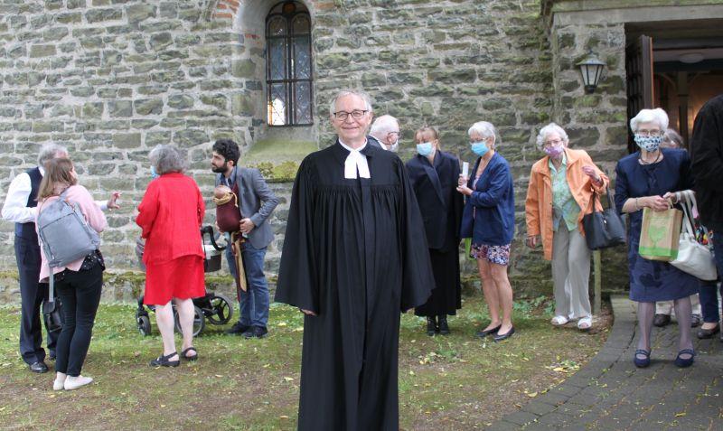 Abschied von Pfarrer Detlef Schmidt