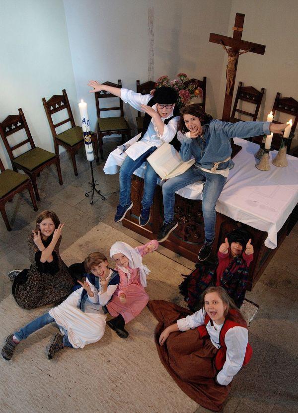 "Musical ""Martin Luthers Kinder"" in Montabaur"