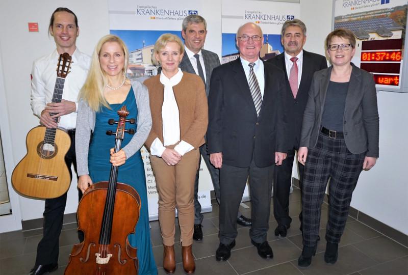 Krankenhaus Dierdorf/Selters vermeldet positive Entwicklung