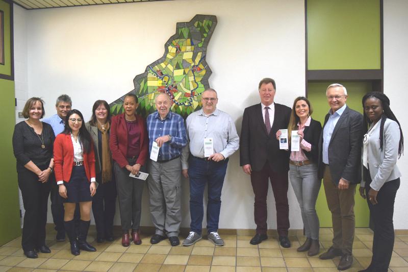 Der Beirat für Migration und Integration des Landkreises Neuwied kam in Dierdorf zusammen. Foto: Privat
