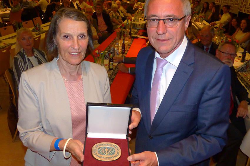 125 Jahre TuS Dierdorf: Es gab es viel Lob und Anerkennung