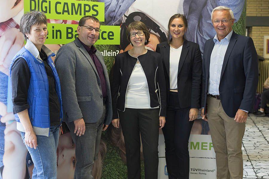 Erfolgreiches Digi Camp für Jugendliche der Realschule plus in Neustadt