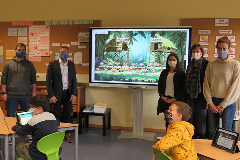 Digitalpakt hilft Schulen in VG Rengsdorf-Waldbreitbach