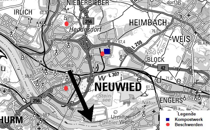 SGD Nord, Kreis und Stadt Neuwied tauschen sich zum Distelfeld aus