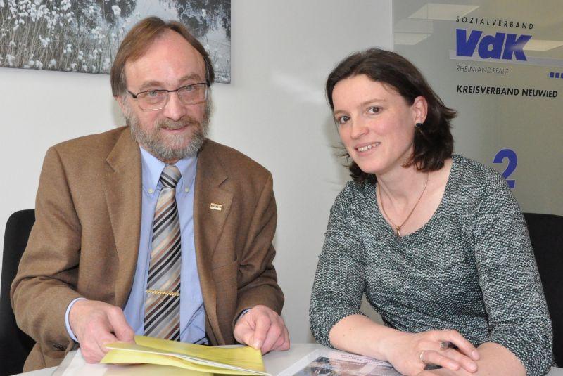 860.000 Euro an finanziellen Hilfen für VdK-Mitglieder erzielt