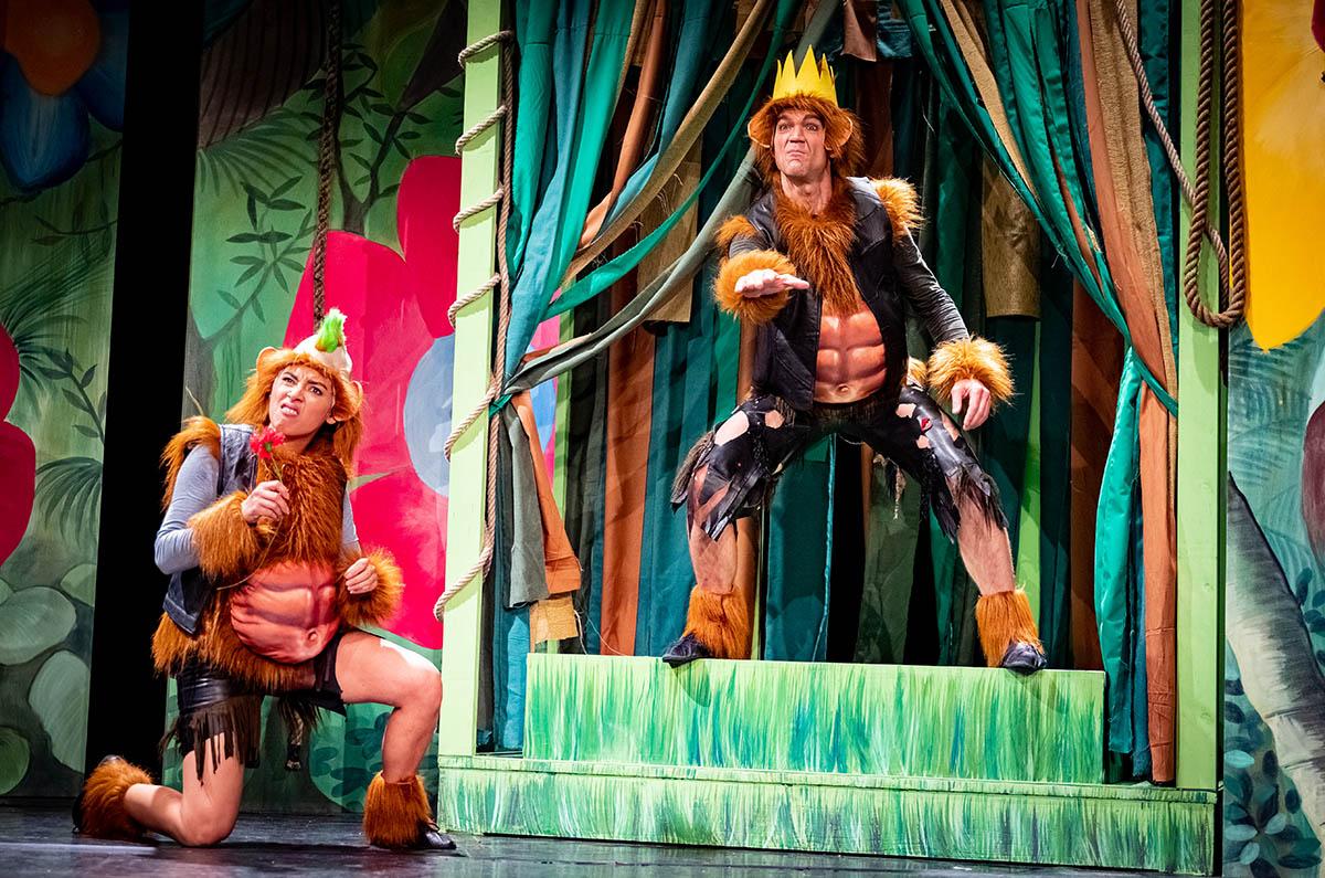 Theatersommer Rommersdorf - Landesbühne Rheinland-Pfalz öffnet wieder
