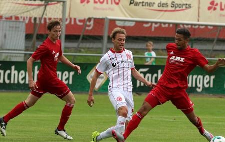 Sportfreunde Eisbachtal testen gegen Fortuna Düsseldorf