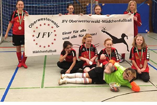 JSG Oberwesterwald: E-Juniorinnen sind Rheinland-Vizemeister