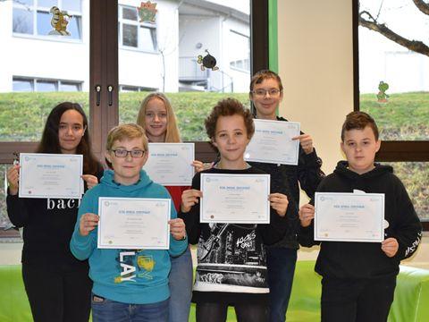 Heinrich-Roth-Realschule plus: ECDL-Prüfungen bestanden