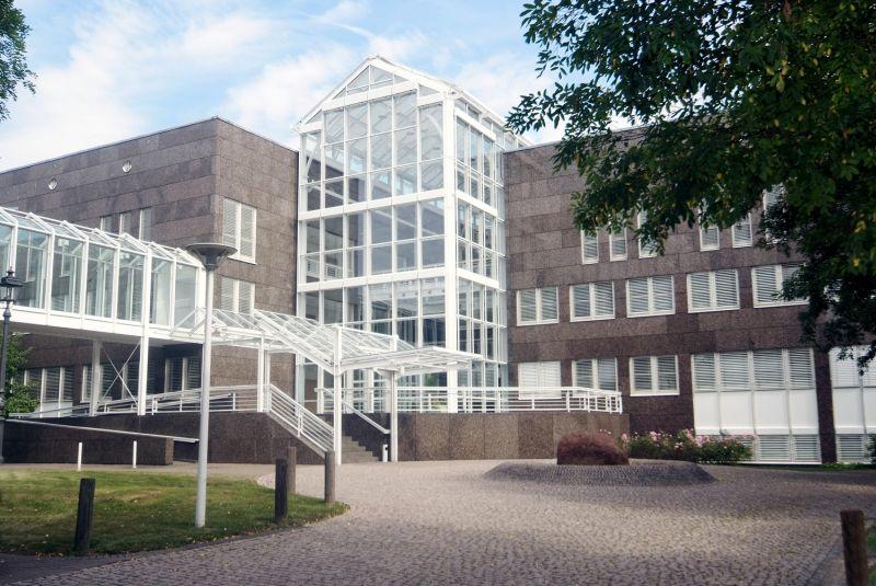 EVM-Hauptsitz in Koblenz. Foto: privat