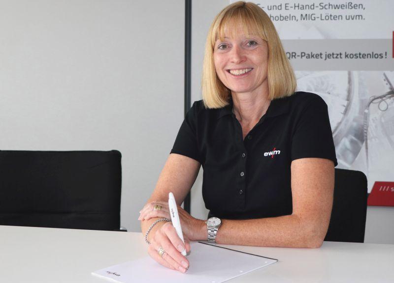 Susanne Szczesny-Oßing wird neue Präsidentin des DVS