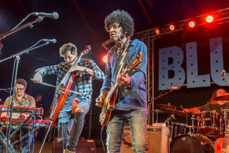 Mungo Jerry Blues Band - Ray Dorset zu Gast in Heimborn