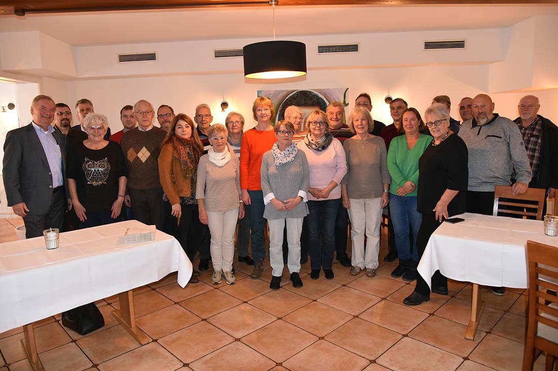 5. Ehrenamtsfrühstück der Verbandsgemeinde Unkel
