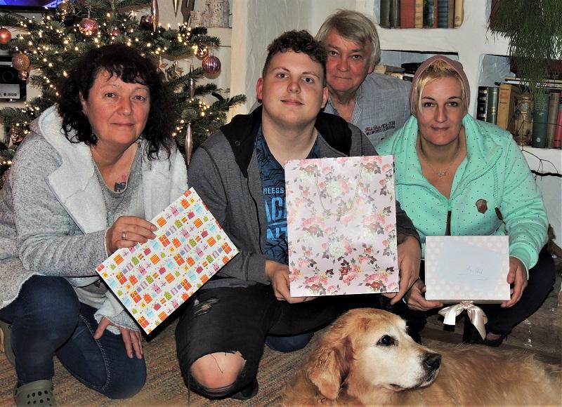 Ehrensache Betzdorf: Mit Weihnachtsaktion 48 Familien geholfen