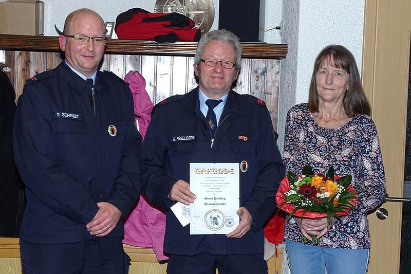 Förderverein Feuerwehr Hellenhahn-Schellenberg hielt Jahresrückblick