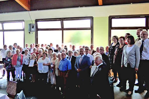 Kreissängertag in Thalhausen