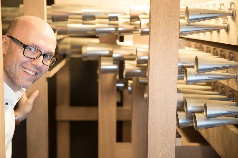 Weltweite Ersteinspielung der Orgelwerke von Frederick Holloway