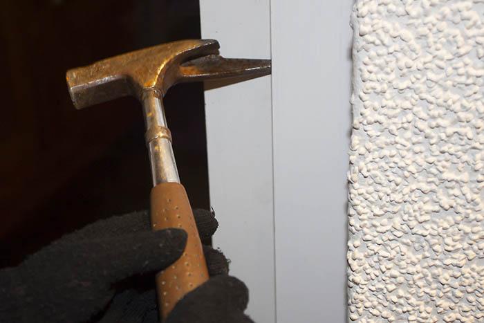 Einbruch in Wohnhaus in Nistertal
