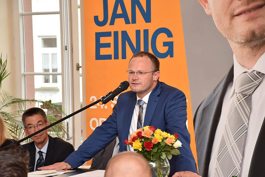 Neuwieder CDU: Jan Einig soll Oberbürgermeister werden