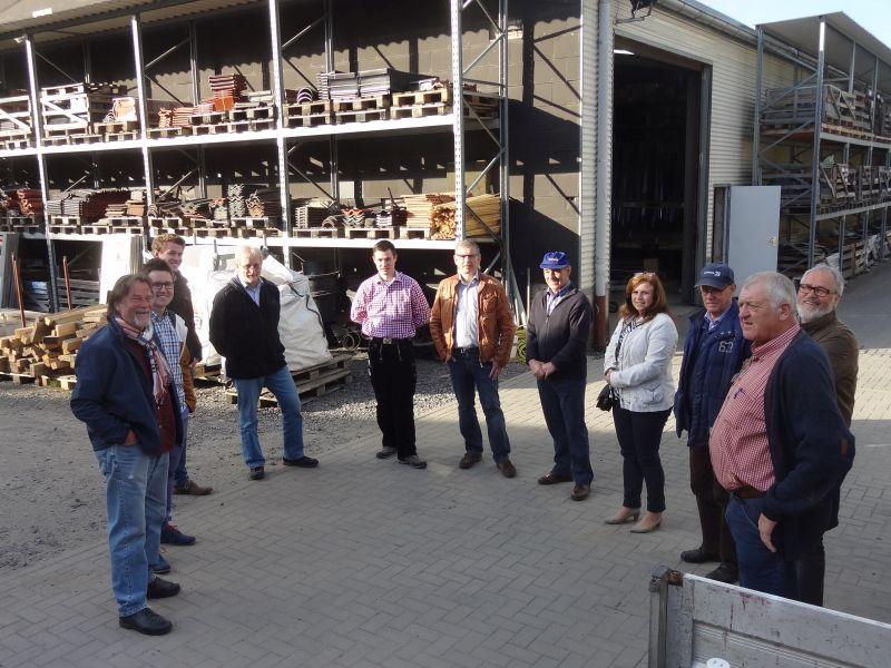 SPD besuchte drei traditionsreiche Unternehmen