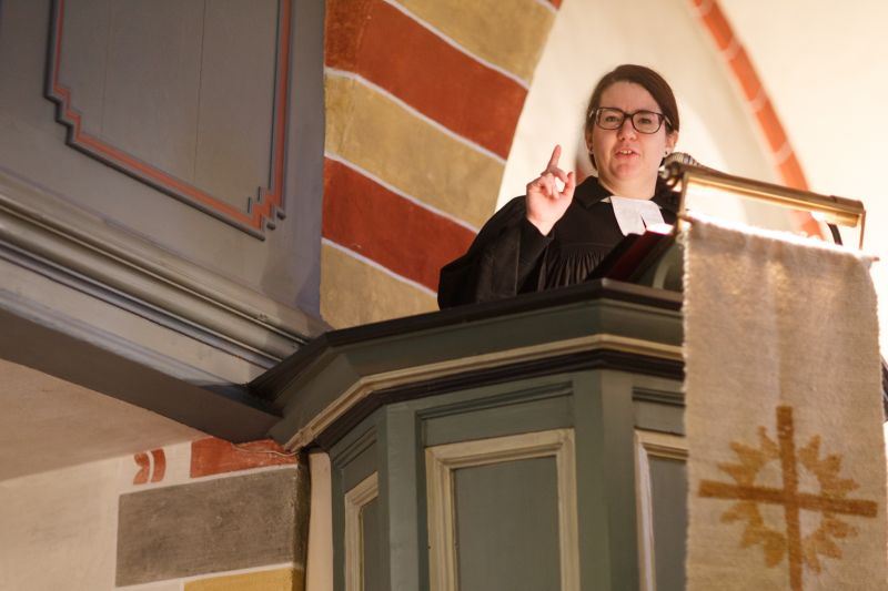 Neue Höchstenbacher Pfarrerin hat den Westerwald ins Herz geschlossen