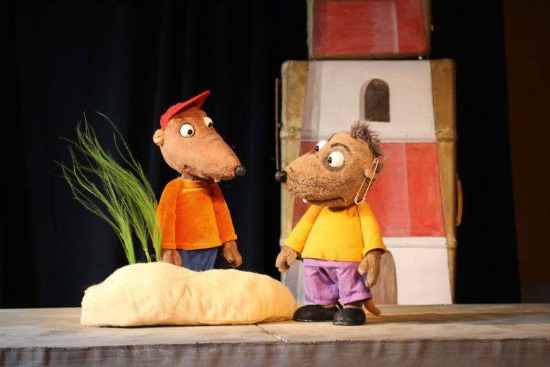 Figurentheater-Festival begeistert wieder Groß und Klein in Hachenburg