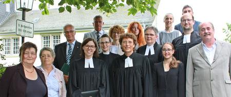 Claudia Elsenbast als Pfarrerin von Altstadt eingeführt
