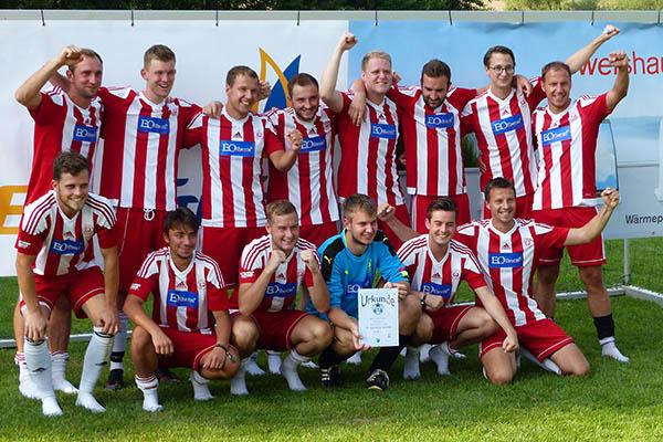 SG Union Berod-Wahlrod gewinnt 7. EnWaTec-Cup