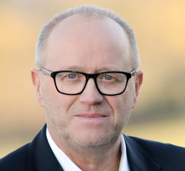 Den B�rgern auf Augenh�he begegnen: Landrat Peter Enders im Interview