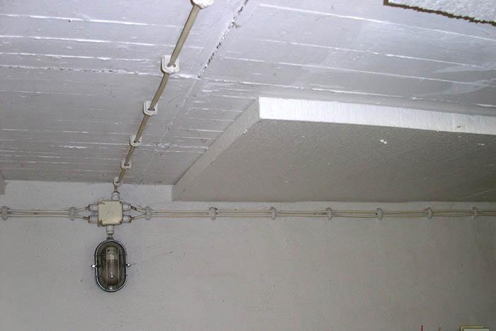 Kellerdecke: Eine Dämmung lohnt sich häufig