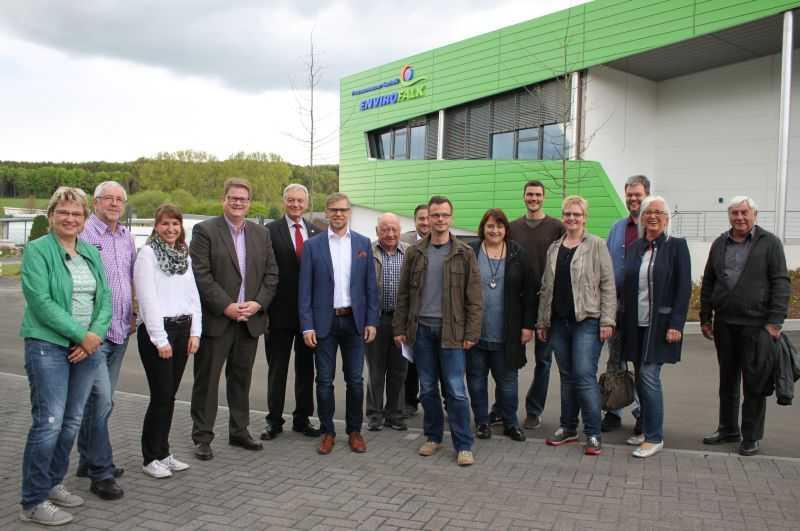 Enviro Falk investiert 5 Millionen Euro in Sainscheid