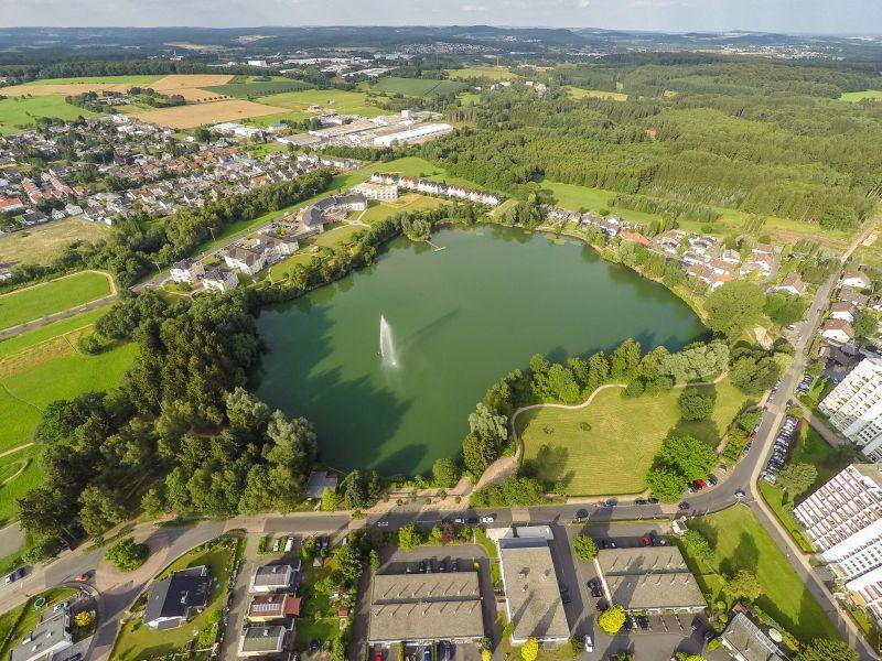 Erlenhofsee. Foto: Kannenbäckerland-Touristik-Service