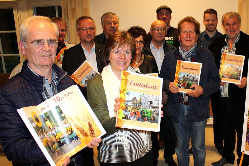 Erntedankfest in Friesenhagen feiert 50-jähriges Jubiläum