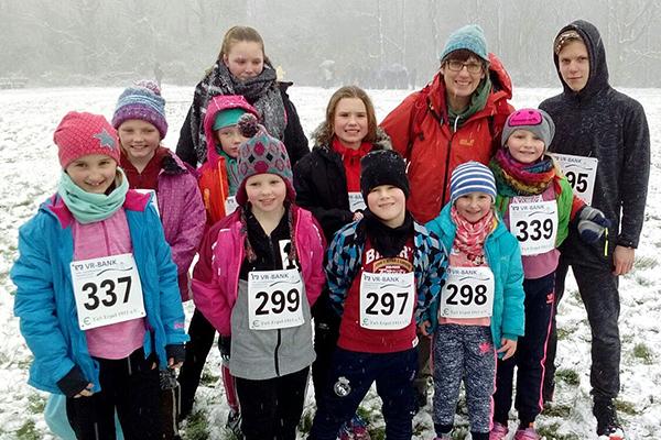 VfL-Nachwuchs erfolgreich bei Kreiswaldlaufmeisterschaften