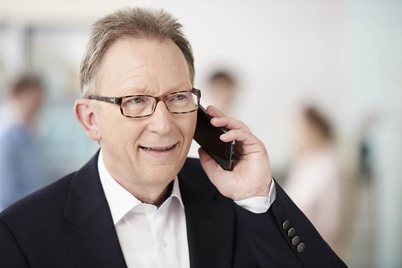 Erwin Rüddel verspricht Zukunft ohne Funklöcher