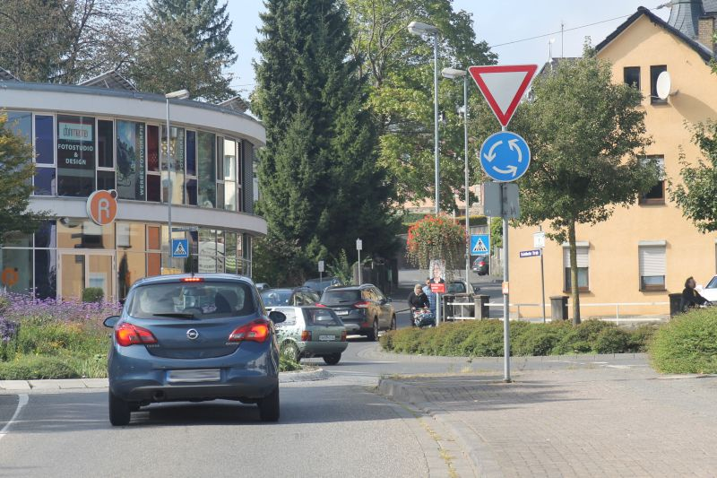 Teilstück der Eschelbacher Straße wird erneuert