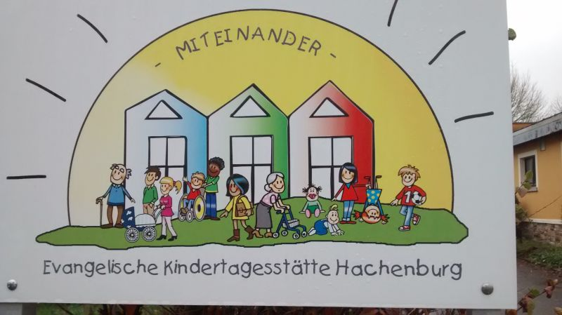 Viel Bewegung im Bereich der Kindertagesstätten