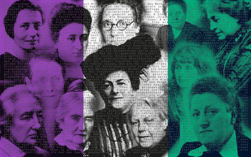 Eva Maria Enders: Die Unvollendete. Fotos: Veranstalter