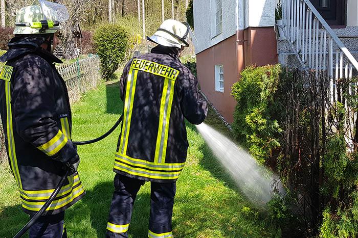 Einsatzbericht der Feuerwehren aus der VG Wallmerod