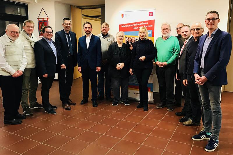 CDU-Fraktion besucht Katholische Familienbildungsstätte Neuwied