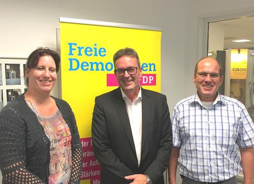 Wissener FDP bereitet Kommunalwahlen 2019 vor
