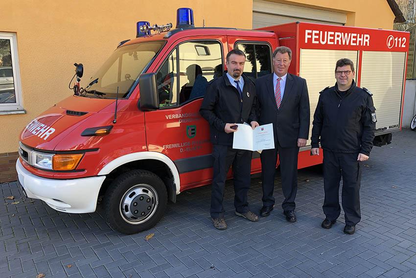 Feuerwehr Dierdorf-Elgert im Aufwind