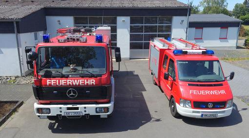 Feuerwehr Neitersen feiert 80. Geburtstag
