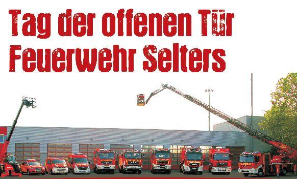 Tag der offenen Tür bei Feuerwehr Selters