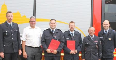 Freiwillige Feuerwehr Montabaur hat neue Wehrführung
