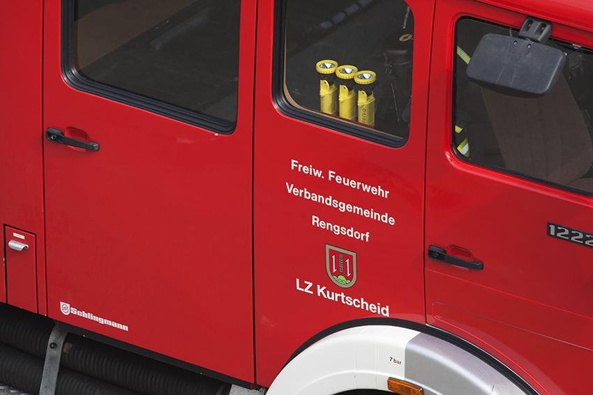 85 Jahre Freiwillige Feuerwehr Kurtscheid