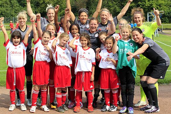 E-Jugend des FFC Neuwied trifft bei DM auf Bayern München