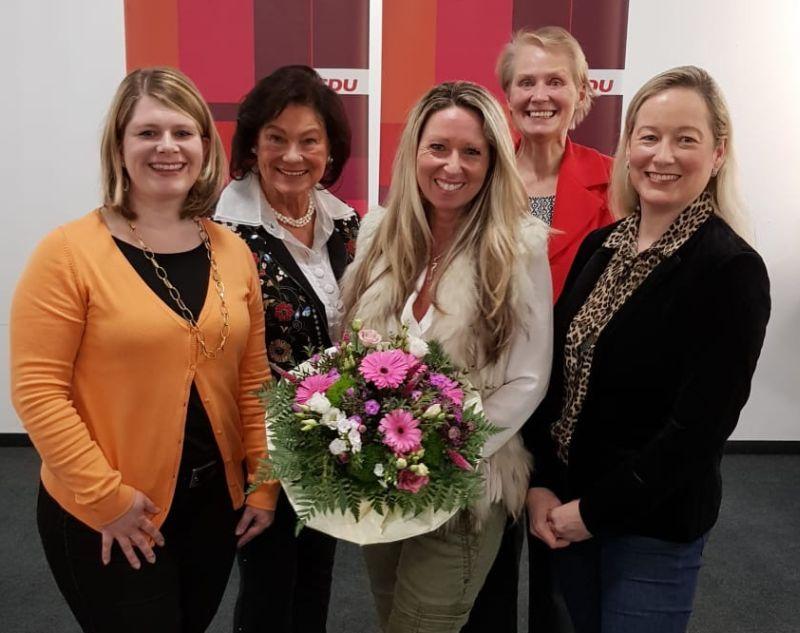 Alexandra Hess weiter CDU Kreisvorsitzende der Frauen Union